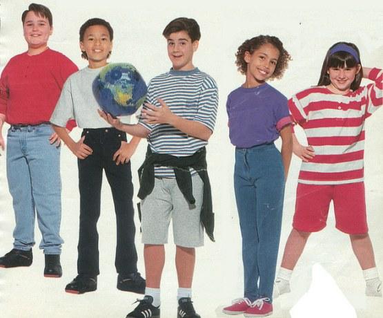 1993 kids